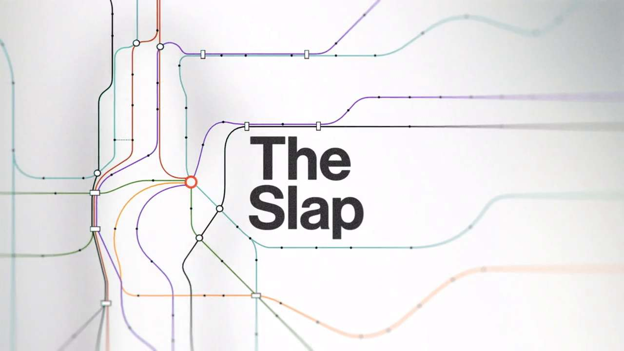 The Slap — Title Sequence