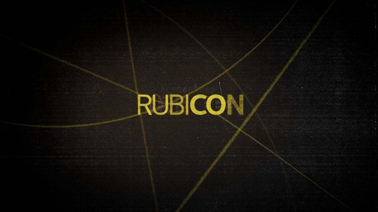 Rubicon Main Title Sequence