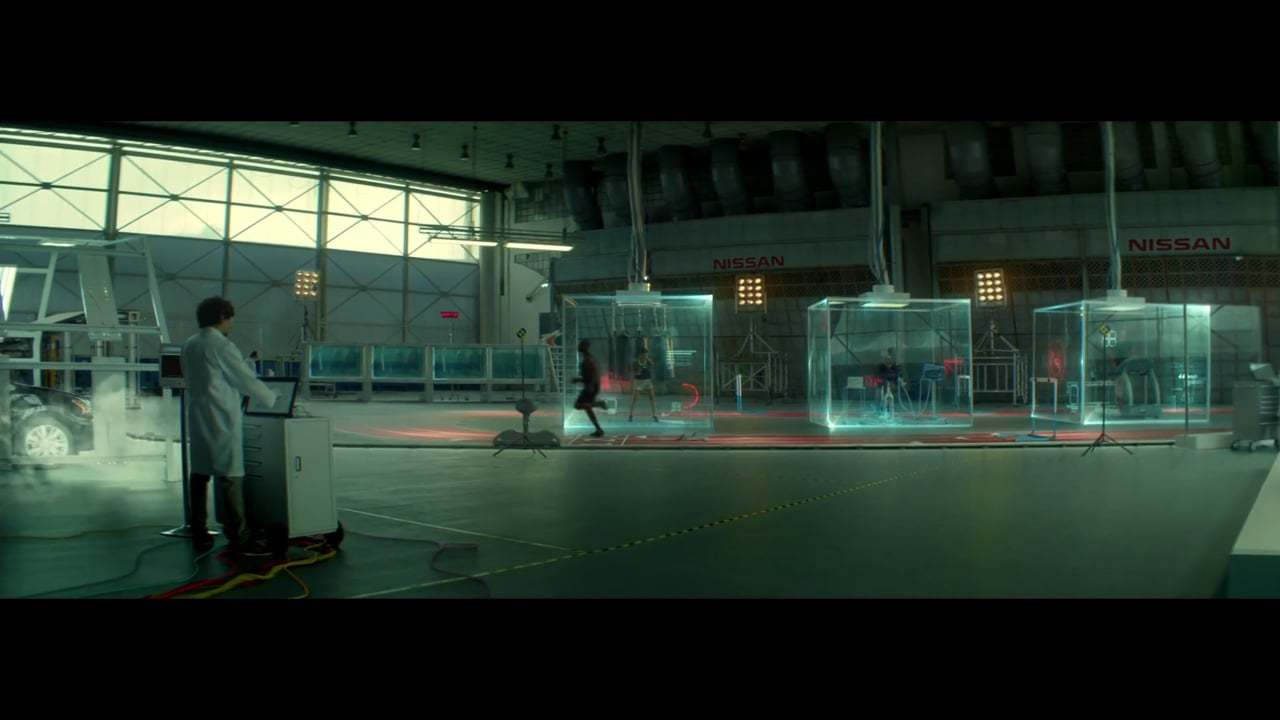 Nissan Olympics - Power to Dare - Dir: Rodrigo Saavedra