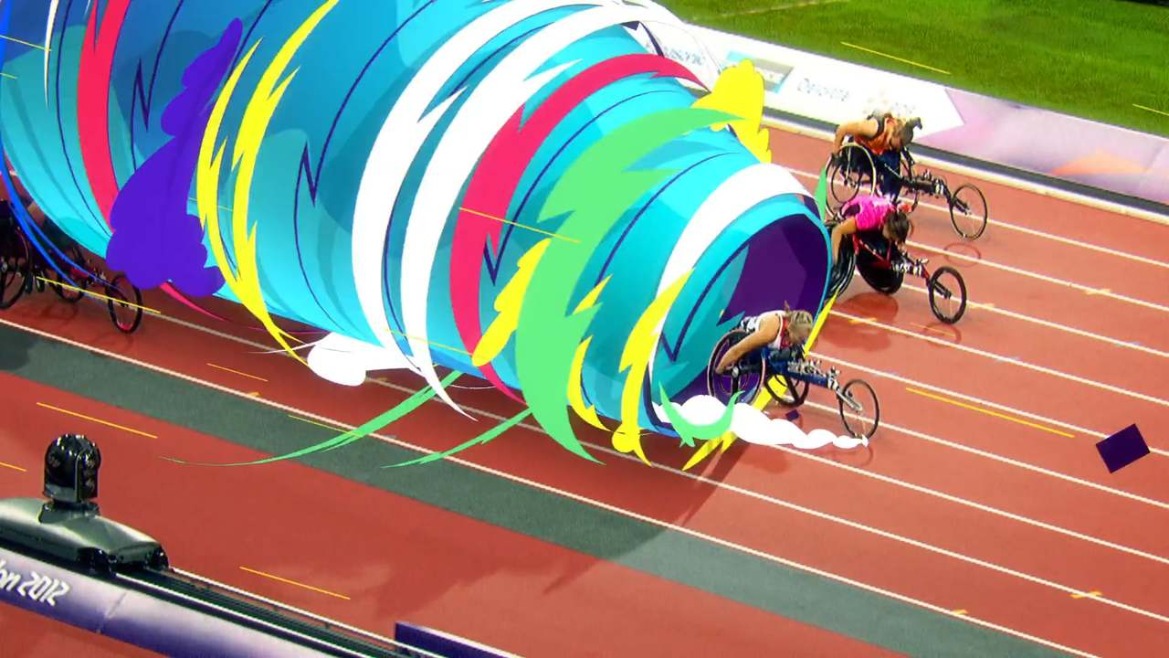 Rio 2016 Paralympic Games Title Sequence Channel 4