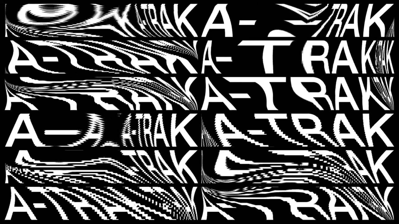 A-Trak Kinetic Typography