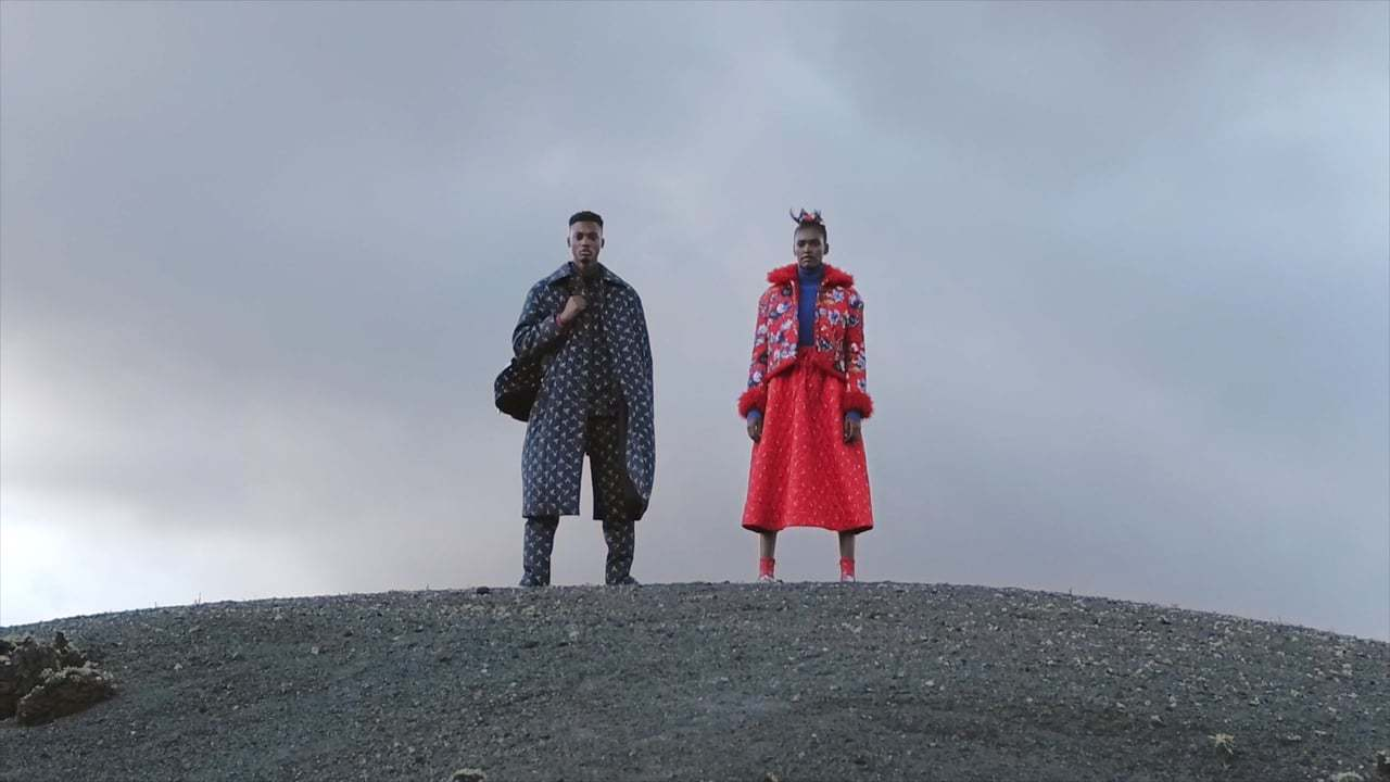 "KENZO  ""La Collection Memento N°1"" Campaign Film"