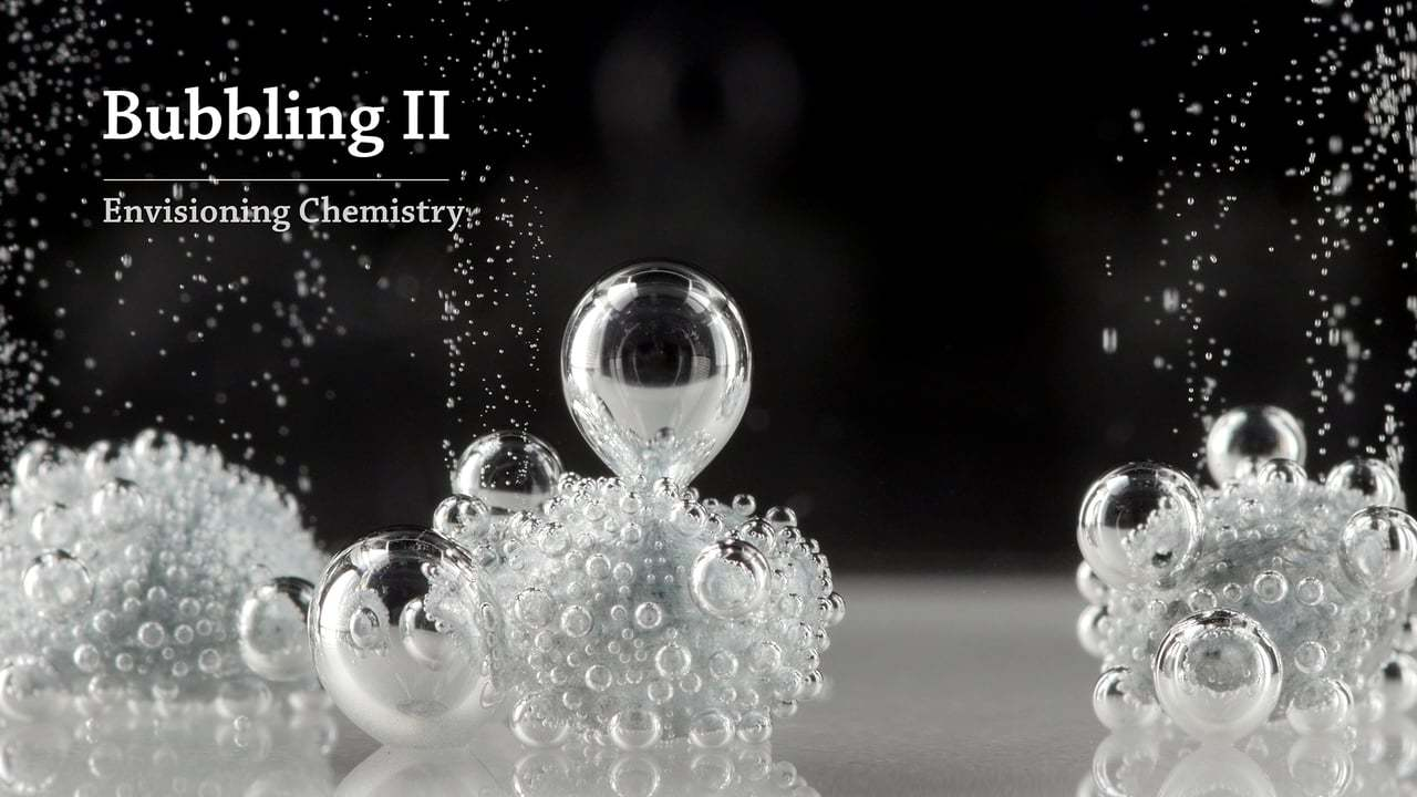 Envisioning Chemistry: Bubbling II