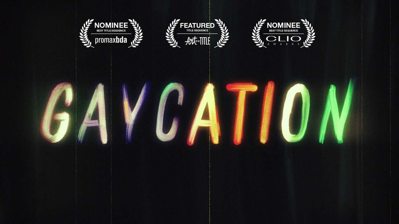 Gaycation With Ellen Page Title Sequence