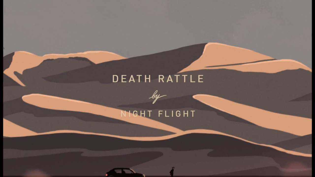 Death Rattle by NIGHT FLIGHT Music Video
