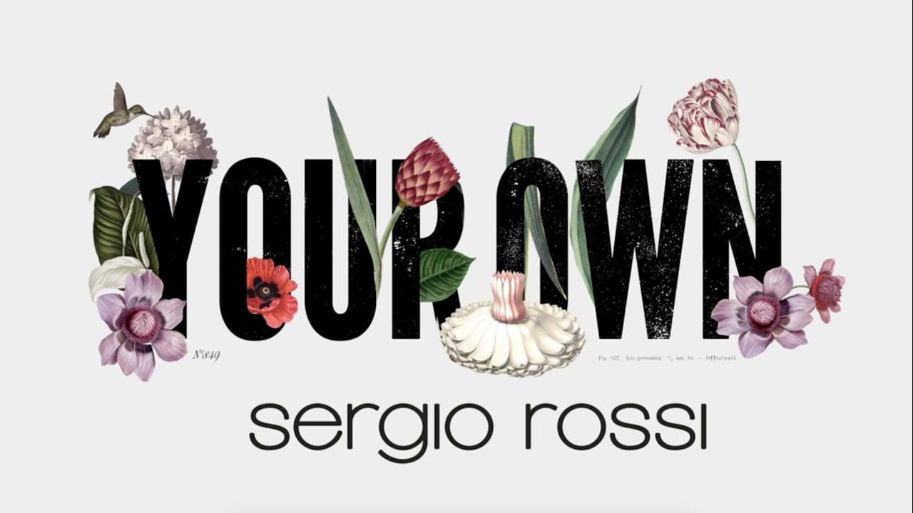 Sergio Rossi - Your Own
