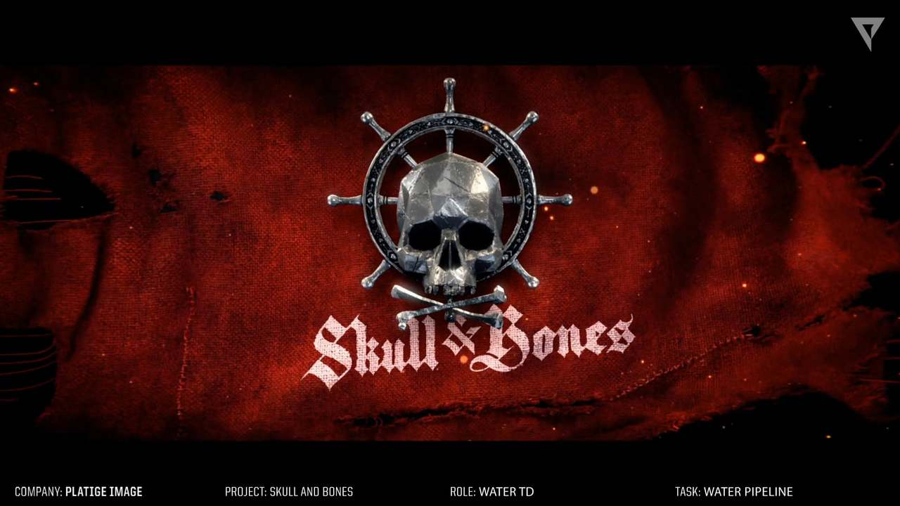 Skull and Bones - FX work - Platige Image