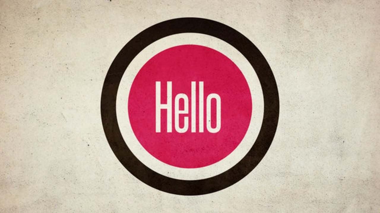 'Hello and Welcome to...' on Videohive