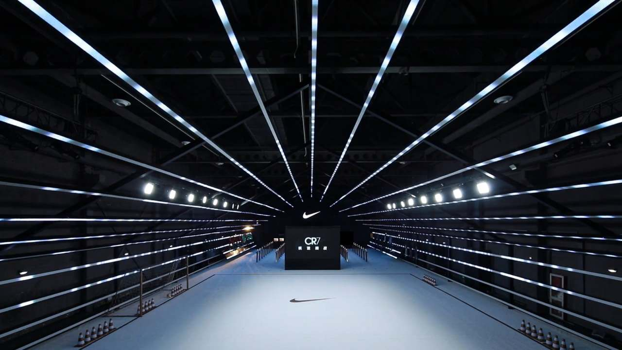 Media Architecture for Nike