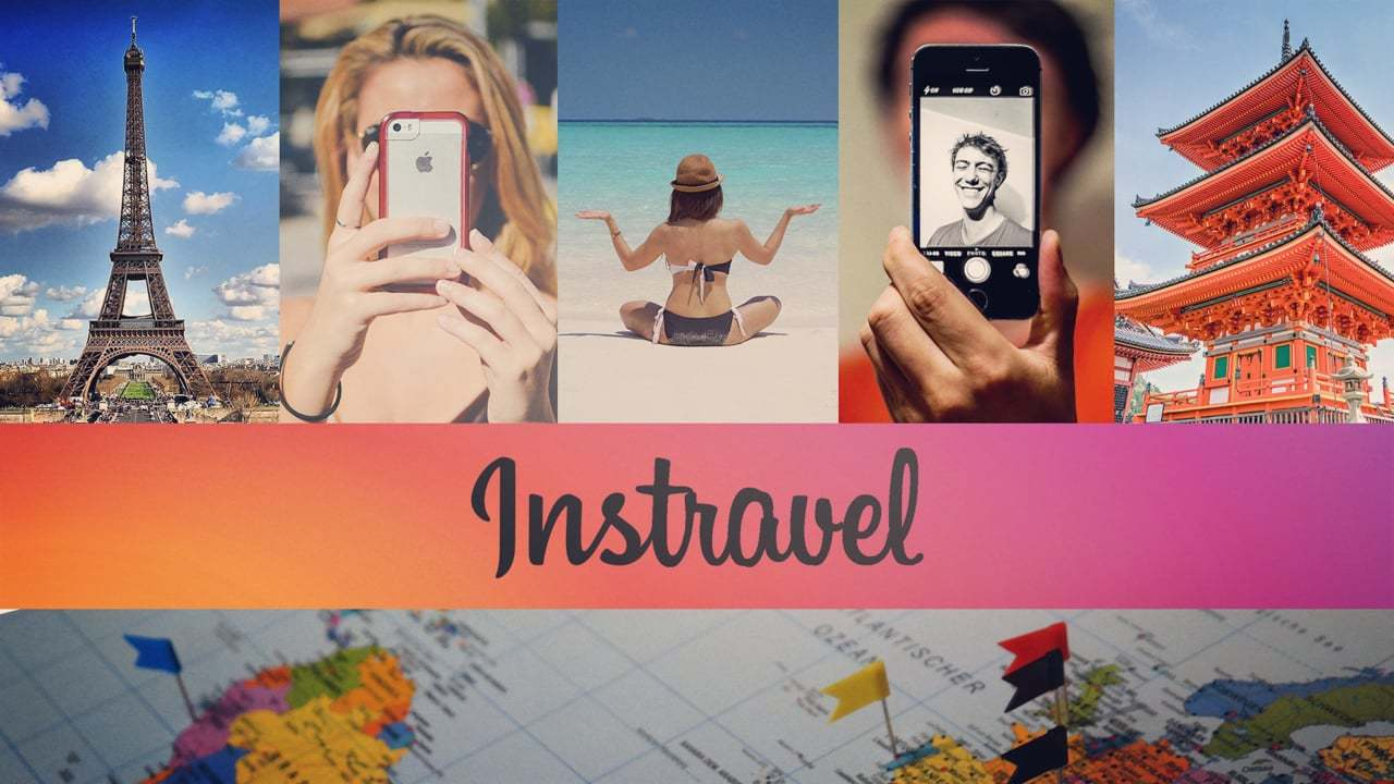 Instravel - A Photogenic Mass Tourism Experience
