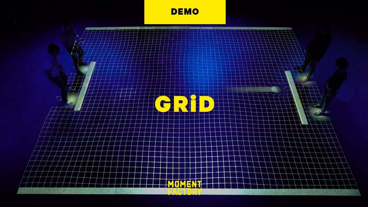 GRiD : Transforming public spaces with collaborative play