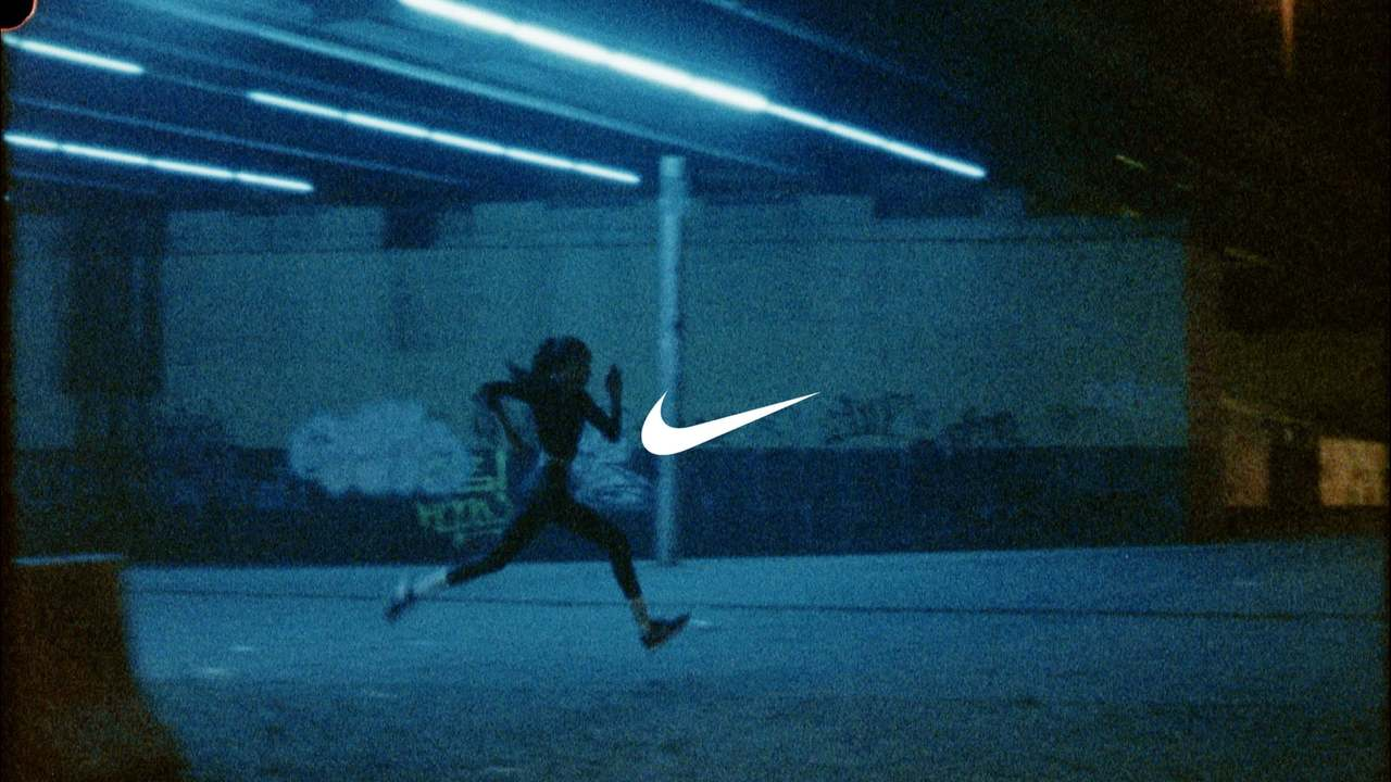 NIKE - Don't Run. Race.