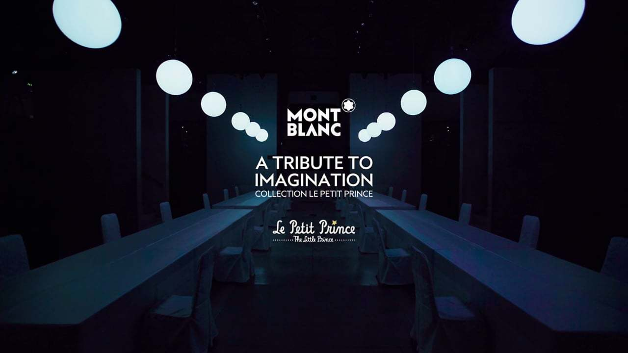 Montblanc A Tribute To Imagination Essencial Moment Japan Installation