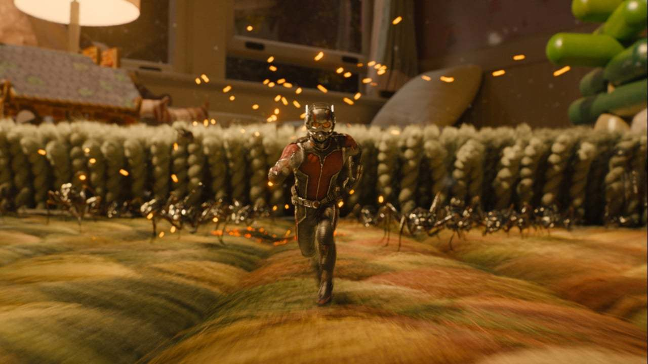 Ant-Man | VFX Breakdown | DNEG