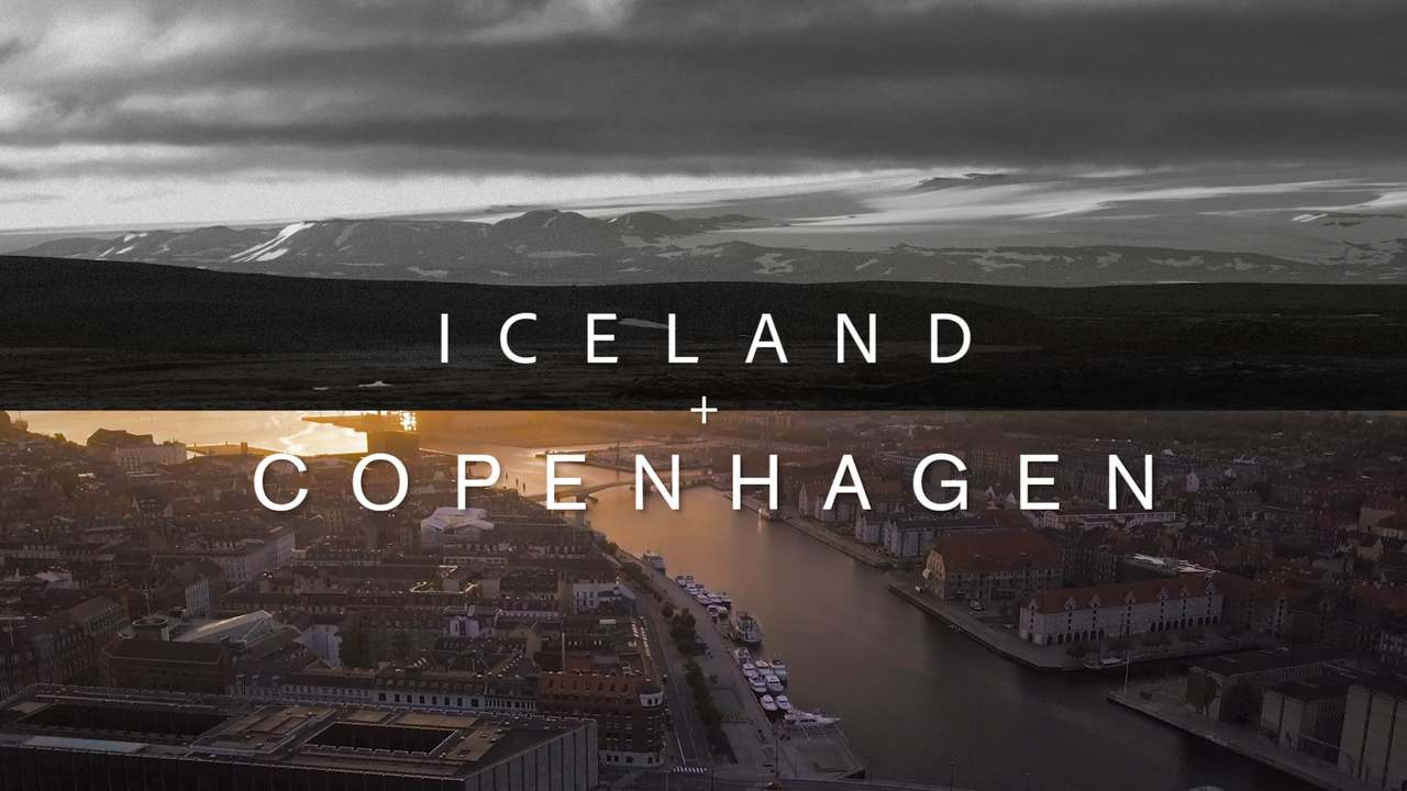 IN ICELAND + COPENHAGEN - One Trip. Two Destinations.