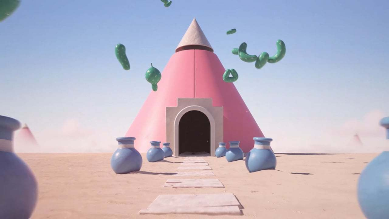 OFFF TLV 2018 Main Titles by FOREAL