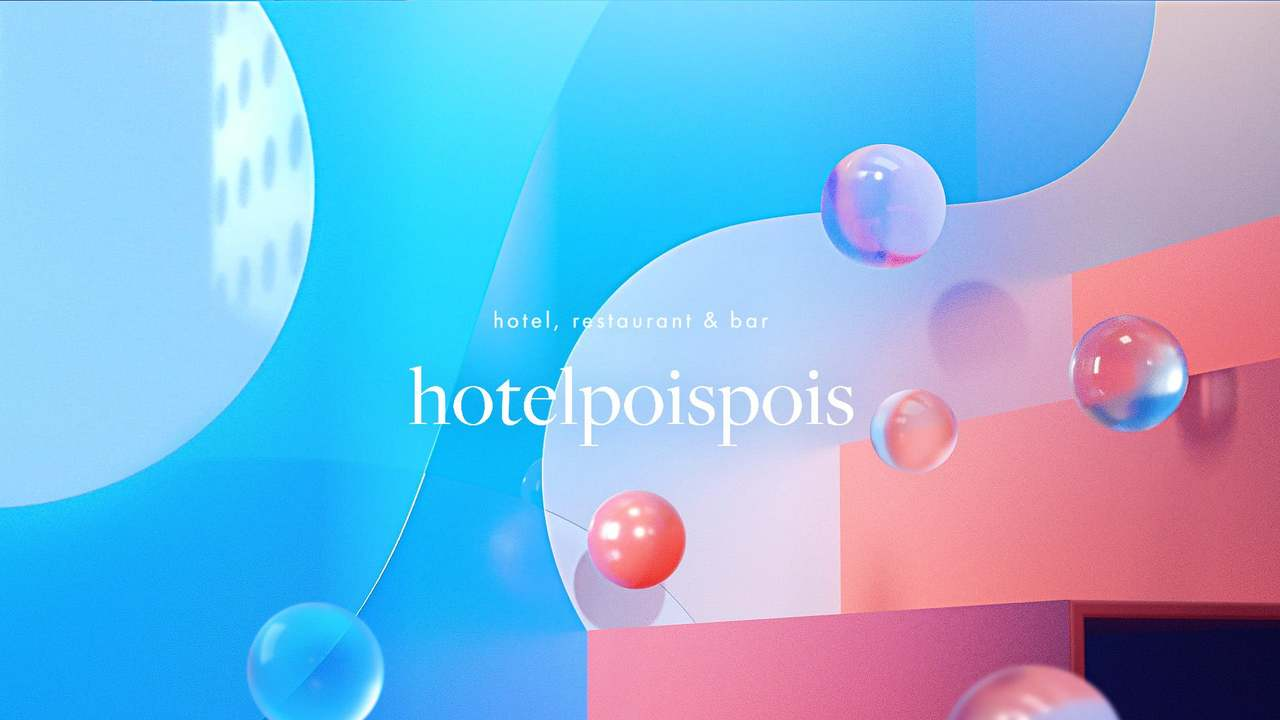 Hotel Poispois Brand Image 台北泡泡飯店品牌影片
