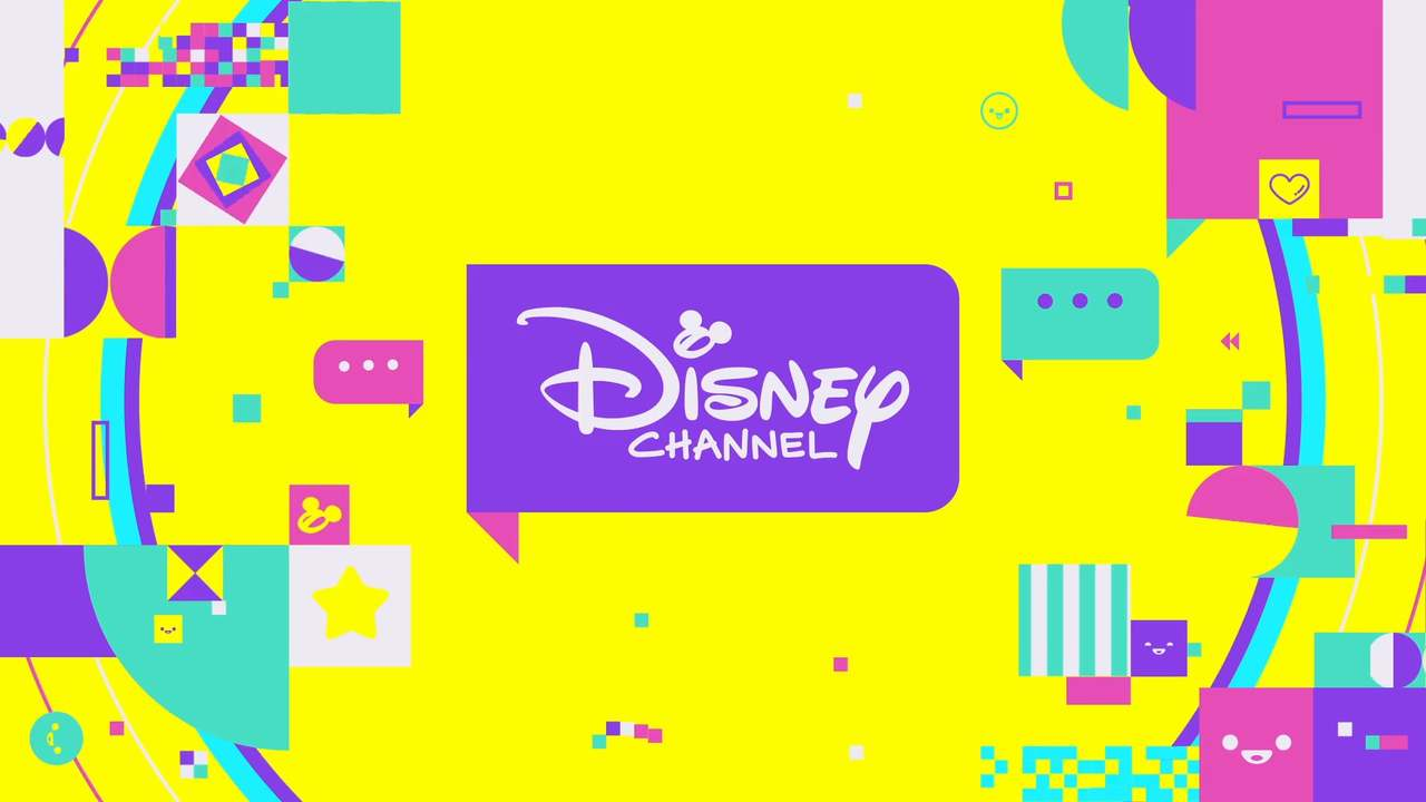 迪士尼頻道 - Disney Channel Ident Promo