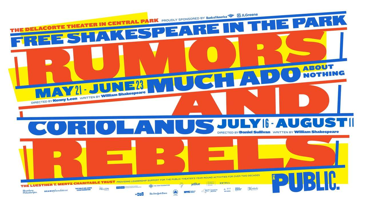 Shakespeare In The Park 2019