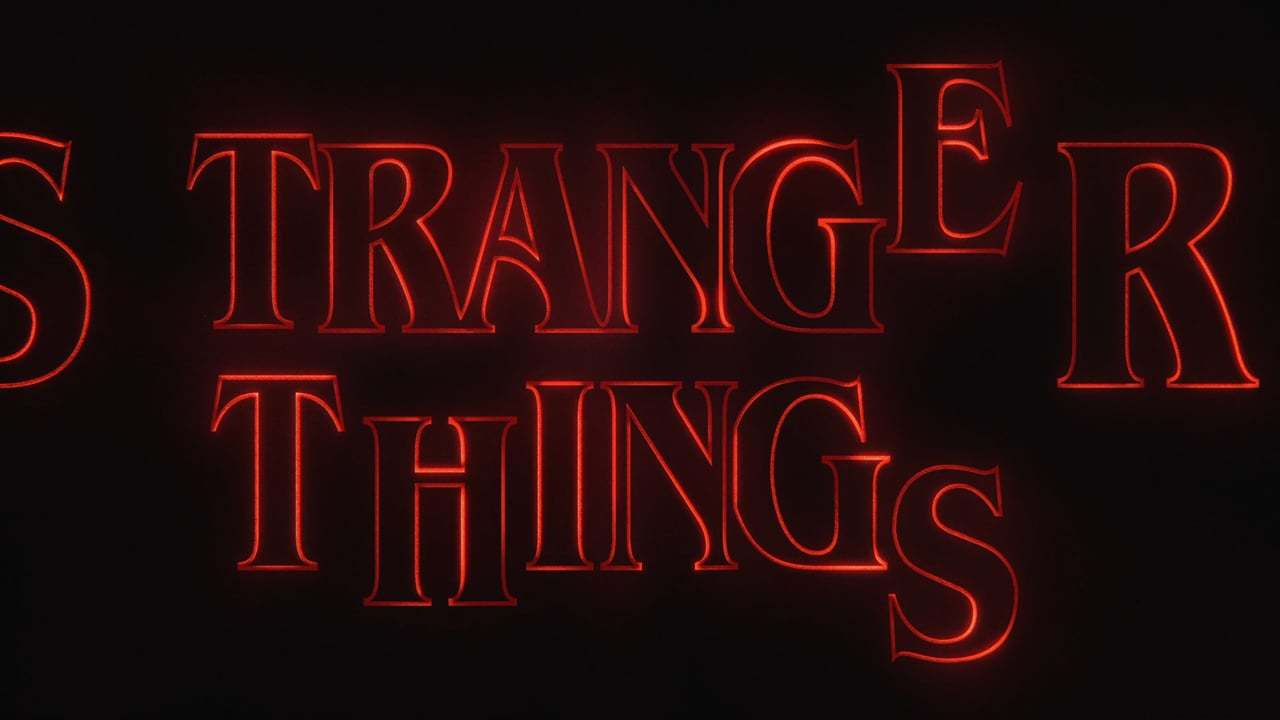 Stranger Things 3 Main Title
