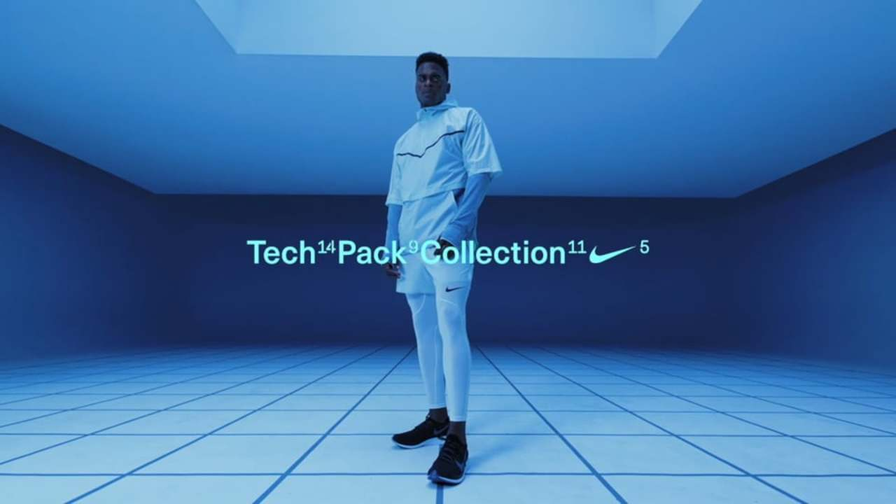 NIKE Tech Pack Campaign 2019