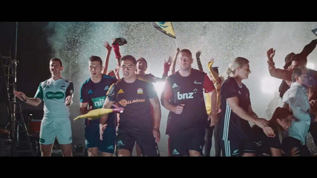Jason Bock - Super Rugby - 'Don't Miss a Thing'