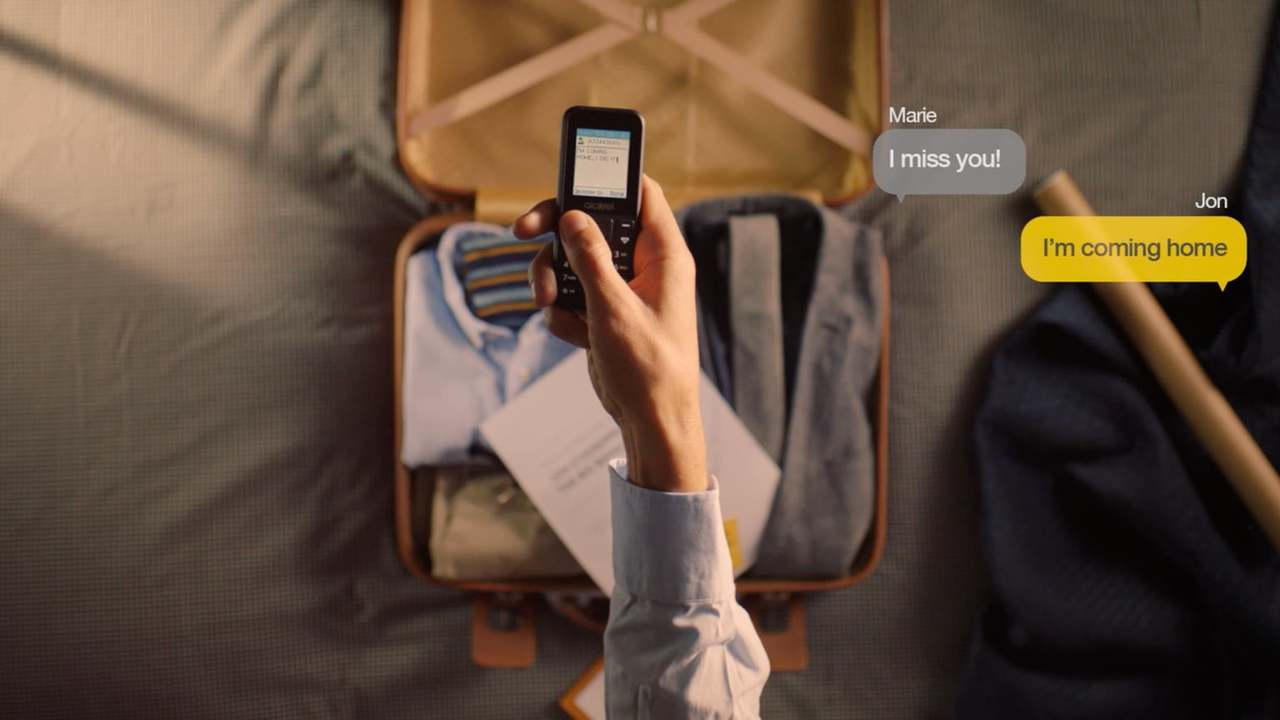 Vueling 'Life Is a Beautiful Journey'