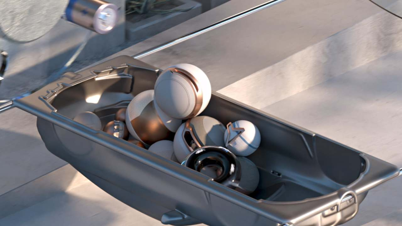 BMW Concept i4 / Collection of all clips