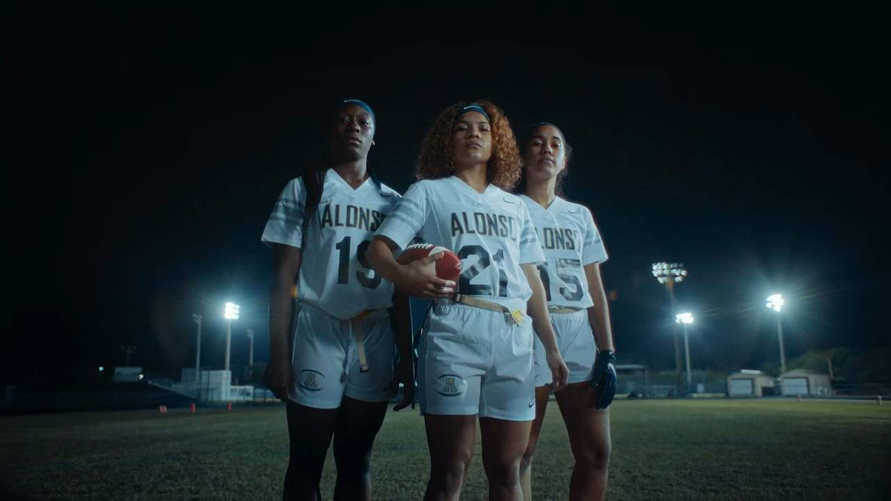 Nike x NFL 'Lose Count | Stronger Than One' Directors Cut
