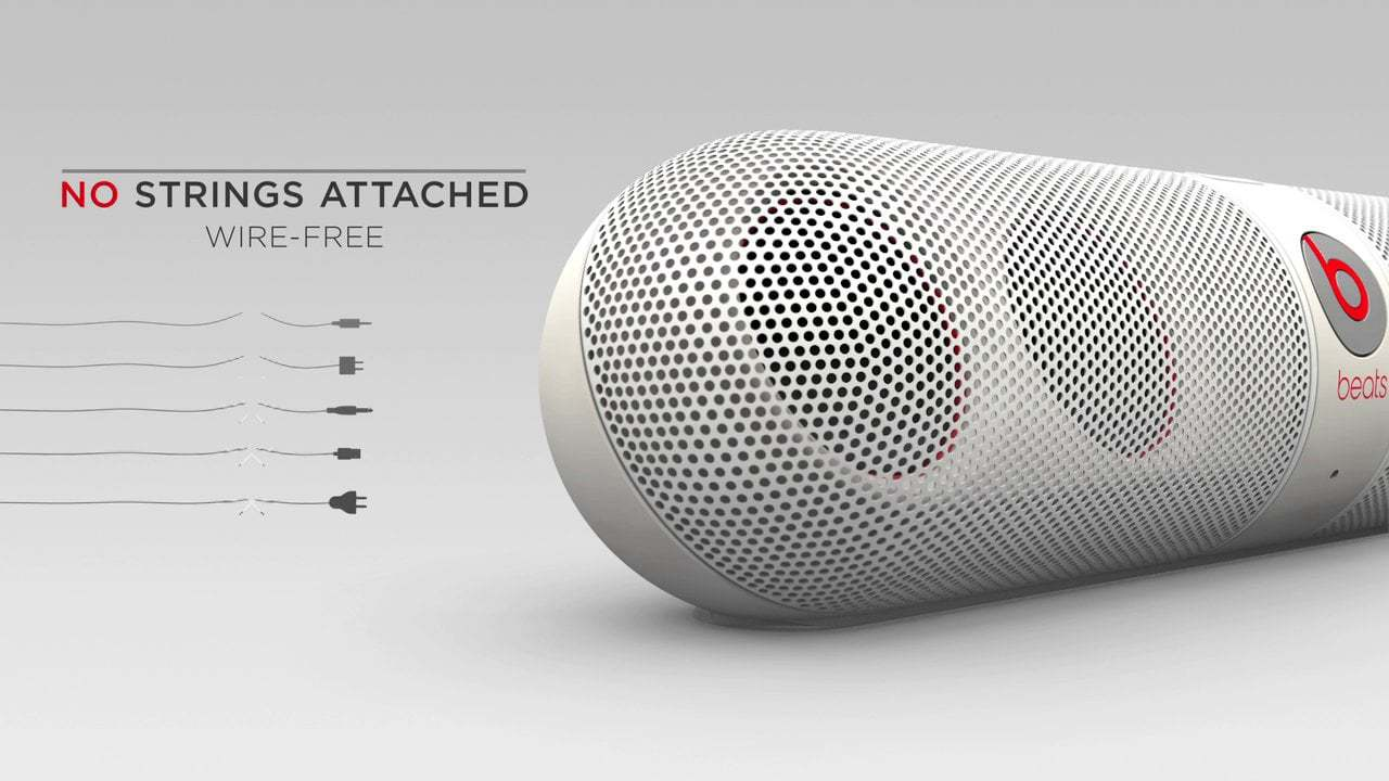 Beats Pill Product Video
