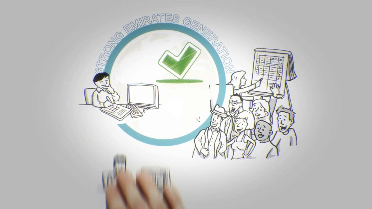 Infographics - Diplomat TV Show Animation presentationhd