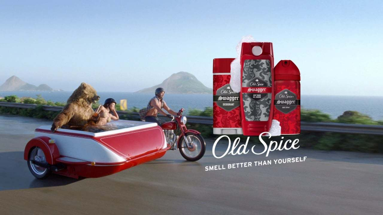 Old Spice Motorcycle.mov